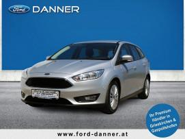 Ford Focus NAVI-EDITION Kombi 120 PS TDCi (+ € 1.000,– FINANZIERUNGSBONUS*) bei BM || Ford Danner PKW in