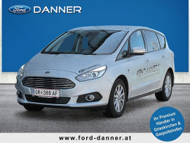 Ford S-MAX BUSINESS 150 PS EcoBlue (+ € 1.000,– FINANZIERUNGSBONUS*) bei BM || Ford Danner PKW in