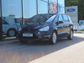 Ford S-MAX TITANIUM Automatik (NAVI, TOUCHSCREEN, ADAPTIVER TEMPOMAT, TOTER WINKEL ASSISTENT, uvm.) bei BM || Ford Danner PKW in