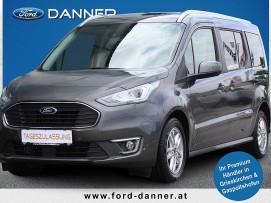 Ford Tourneo Connect TITANIUM-X 1,5 TDCi L2 (+ € 1.000,– FINANZIERUNGSBONUS*) bei BM || Ford Danner PKW in