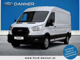 Ford Transit Kasten 2,0 TDCi  130PS L3H2 350 Trend (€ 22.580 exkl. / NEUES MODELL / LAGERABVERKAUF) bei BM || Ford Danner PKW in