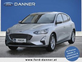 Ford Focus COOL & CONNECT 5tg. 100 PS EcoBoost (TAGESZULASSUNG / BESTPREIS) bei BM || Ford Danner PKW in