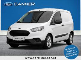 Ford Transit Courier 1,5 Trend TDCi 100 PS EcoBlue 1,8T L1H1 (€ 12.980,– exkl. / LAGERABVERKAUF + VOLLKASKO GRATIS*) Transit Courier Trend bei BM || Ford Danner PKW in