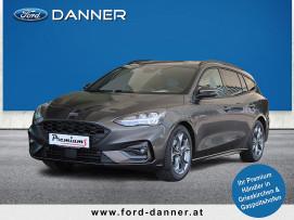 Ford Focus ST-LINE Kombi 120 PS EcoBlue Automatik (LAGERABVERKAUF / PREMIUM-S) bei BM || Ford Danner PKW in