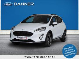 Ford Fiesta ACTIVE X 5tg. 95 PS EcoBoost (LAGERABVERKAUF / PREMIUM-S) bei BM || Ford Danner PKW in