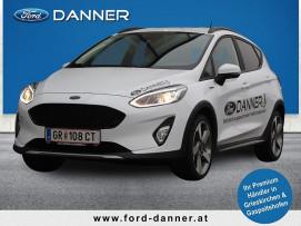 Ford Fiesta ACTIVE 5tg. 100 PS EcoBoost (+ VOLLKASKO GRATIS*) bei BM || Ford Danner PKW in