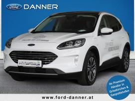 Ford Kuga TITANIUM X Plug-In Hybrid 225 PS Automatik (+ VOLLKASKO GRATIS*) bei BM || Ford Danner PKW in