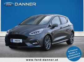Ford Fiesta ST-LINE X 5tg. 100 PS EcoBoost (PREMIUM-AUSSTATTUNG / LAGERABVERKAUF) bei BM || Ford Danner PKW in