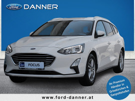 Ford Focus COOL & CONNECT Kombi 120 PS EcoBlue (LAGERABVERKAUF / STYLE-AUSSTATTUNG) bei BM || Ford Danner PKW in