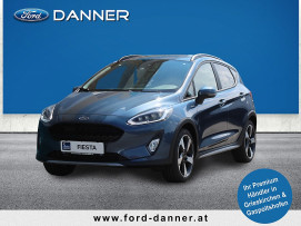 Ford Fiesta ACTIVE X 5tg. 95 PS EcoBoost (LAGERABVERKAUF / PREMIUM-S AUSSTATTUNG) bei BM || Ford Danner PKW in