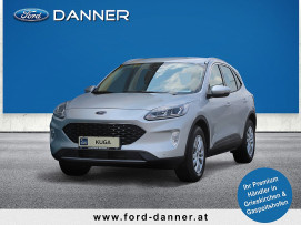 Ford Kuga COOL & CONNECT 120 PS EcoBoost (NEUES MODELL) bei BM || Ford Danner PKW in