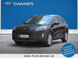 Ford Kuga COOL & CONNECT 120 PS EcoBlue (NEUES MODELL) bei BM || Ford Danner PKW in