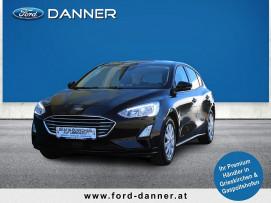 Ford Focus TREND 100 PS EcoBoost (+ € 1.000,– FINANZIERUNGSBONUS*) bei BM || Ford Danner PKW in