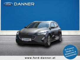 Ford Focus TREND EDITION BUSINESS 100 PS EcoBoost (+ € 1.000,– FINANZIERUNGSBONUS*) bei BM || Ford Danner PKW in