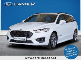 Ford Mondeo ST-LINE Kombi 187 PS HYBRID (PREMIUM-S AUSSTATTUNG) bei BM || Ford Danner PKW in