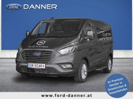 Ford Tourneo Custom TITANIUM PHEV 126 PS EcoBoost (PLUG-IN HYBRID / BESTPREIS) bei BM || Ford Danner PKW in