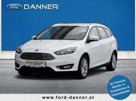 Ford Focus TITANIUM Traveller (+ € 1.000,– FINANZIERUNGSBONUS*) bei BM || Ford Danner PKW in