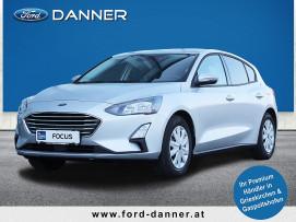 Ford Focus TREND 5tg. 100 PS EcoBoost (+ € 1.000,– FINANZIERUNGSBONUS*) bei BM || Ford Danner PKW in