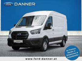 Ford Transit Kasten 2,0 EcoBlue L2H2 290 Ambiente 108PS (€ 19.680,– exkl. /  VOLLKASKO GRATIS*) bei BM || Ford Danner PKW in
