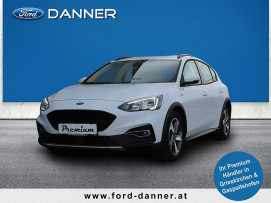 Ford Focus ACTIVE 5tg. 125 PS EcoBoost (+ € 1.000,– FINANZIERUNGSBONUS*) bei BM || Ford Danner PKW in