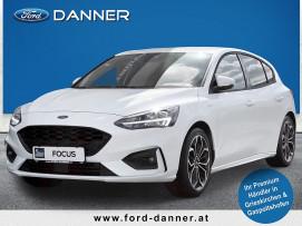Ford Focus ST-LINE 5tg. 125 PS EcoBoost (+ € 1.000,– FINANZIERUNGSBONUS*) bei BM || Ford Danner PKW in