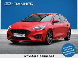 Ford Focus ST-LINE-X 125 PS EcoBoost (+ € 1.000,– FINANZIERUNGSBONUS*) bei BM || Ford Danner PKW in