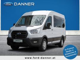 Ford Transit Variobus 2,0 EcoBlue mHEV L2H2 350 Trend(€ 26.380,– exkl. NOVA und MWST / LAGERABVERKAUF + VOLLKASKO GRATIS*) bei BM || Ford Danner PKW in