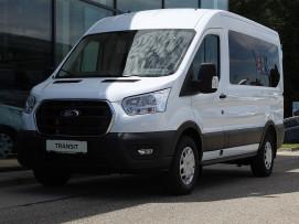 Ford Transit Variobus TREND 130 PS EcoBlue Mild-Hybrid L2H2 (+ € 1.000,– FINANZIERUNGSBONUS*) bei BM || Ford Danner PKW in