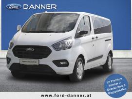 Ford Transit Custom Variobus 2,0 L2H1 340 mHEV  (€ 26.680,– exkl. NOVA und MWST / LAGERABVERKAUF + VOLLKASKO GRATIS*) bei BM || Ford Danner PKW in