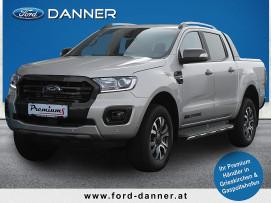 Ford Ranger Doppelkabine WILDTRAK 4×4 2,0 EcoBlue 214 PS Automatik € 31.980,– exkl. / LAGERABVERKAUF + VOLLKASKO GRATIS* (ANGEBOT der WOCHE) bei BM || Ford Danner PKW in