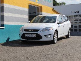 Ford Mondeo Traveller BUSINESS 2,0 TDCi DPF (NAVI-EDITION) bei BM || Ford Danner PKW in