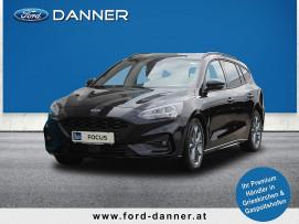 Ford Focus ST-LINE Kombi 120 PS EcoBlue Automatik (LAGERABVERKAUF / PREMIUM-S AUSSTATTUNG) bei BM || Ford Danner PKW in