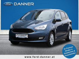 Ford C-MAX Trend EcoBoost 100PS (+ € 1.000,– FINANZIERUNGSBONUS*) bei BM || Ford Danner PKW in