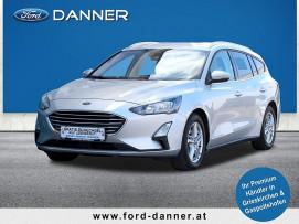 Ford Focus Kombi TITANIUM 1,5 120PS (+ € 1.000,– FINANZIERUNGSBONUS*) bei BM    Ford Danner PKW in