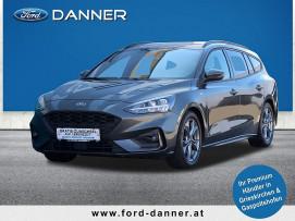 Ford Focus Kombi ST-LINE 2,0 150PS (+ € 1.000,– FINANZIERUNGSBONUS*) bei BM    Ford Danner PKW in