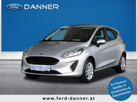 Ford Fiesta COOL & CONNECT 5tg. 75 PS (BESTSELLER-AKTION) bei BM || Ford Danner PKW in