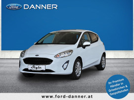 Ford Fiesta COOL & CONNECT 5tg. 75 PS Benzin (LAGERABVERKAUF / STYLE-AUSSTATTUNG) bei BM || Ford Danner PKW in