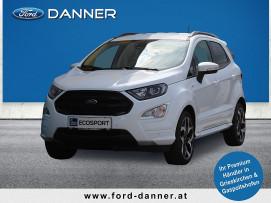 Ford EcoSport ST-LINE X 120 PS EcoBlue (LAGERABVERKAUF / PREMIUM-S AUSSTATTUNG) bei BM || Ford Danner PKW in