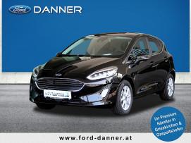 Ford Fiesta TITANIUM X 125 PS EcoBoost HYBRID (LAGERABVERKAUF / PREMIUM-S AUSSTATTUNG) bei BM || Ford Danner PKW in