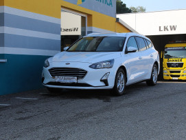 Ford Focus Kombi Cool & Connect EcoBlue 95PS (+ € 1.000,– FINANZIERUNGSBONUS*) bei BM || Ford Danner PKW in