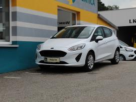 Ford Fiesta COOL & CONNECT 5tg. 75 PS (LAGERABVERKAUF / STYLE-AUSSTATTUNG) bei BM || Ford Danner PKW in