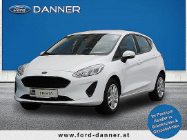 Ford Fiesta COOL & CONNECT 5tg. 75 PS (BESTSELLER-AKTION) bei BM    Ford Danner PKW in