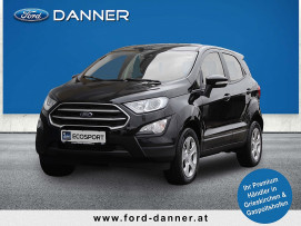 Ford EcoSport COOL & CONNECT 100 PS EcoBoost (STYLE-AUSSTATTUNG) bei BM    Ford Danner PKW in