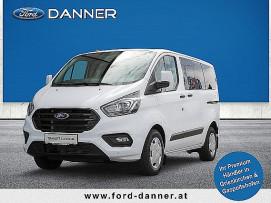 Ford Transit Custom Variobus 2,0 L1H1 340 mHEV (€ 26.280,– exkl. NOVA und MWST / LAGERABVERKAUF + VOLLKASKO GRATIS*) bei BM || Ford Danner PKW in