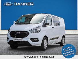 Ford Transit Custom Kasten DK 2,0 TDCi L2H1 340 Trend (€ 23.880,– exkl. / LAGERABVERKAUF +  VOLLKASKO GRATIS*) bei BM || Ford Danner PKW in