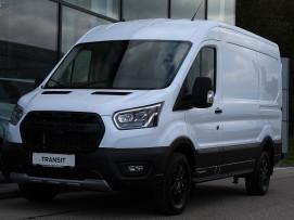 Ford Transit Kasten 2,0 EcoBlue AWD L2H2 350 Trail (€ 28.980,– exkl. / VOLLKASKO GRATIS*) bei BM || Ford Danner PKW in