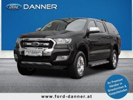 Ford Ranger Limited 4×4 TDCi 160PS Automatik (PREMIUM-AUSSTATTUNG) bei BM || Ford Danner PKW in