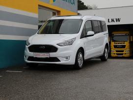 Ford Tourneo Connect Grand Titanium EcoBlue 120PS (TAGESZULASSUNG / BESTPREIS) bei BM || Ford Danner PKW in