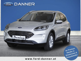 Ford Kuga TITANIUM 120 PS EcoBlue (STYLE-AUSSTATTUNG) bei BM || Ford Danner PKW in