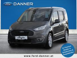 Ford Tourneo Connect TREND 100 PS TDCi (LAGERABVERKAUF / STYLE-AUSSTATTUNG) bei BM || Ford Danner PKW in